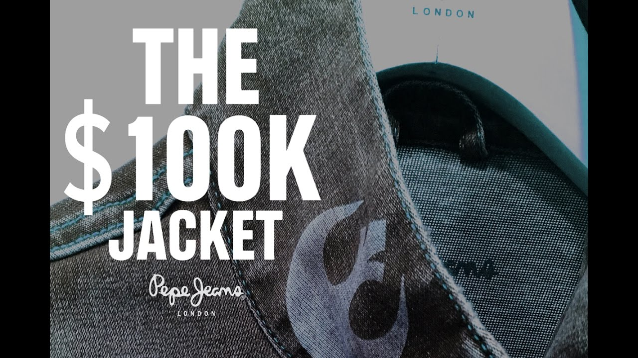 new concept 7fdfa 0d83c #OneJacket, a viral story by Pepe Jeans Custom Studio & Star Wars.