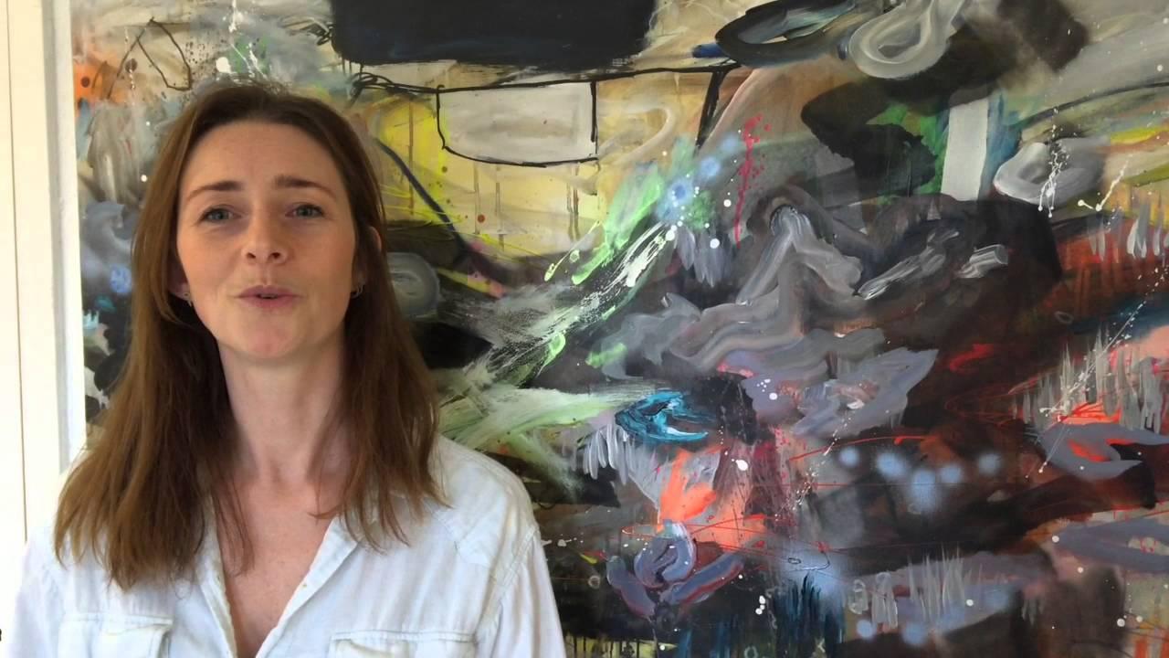 Brit Windahl - fynske kunstnere