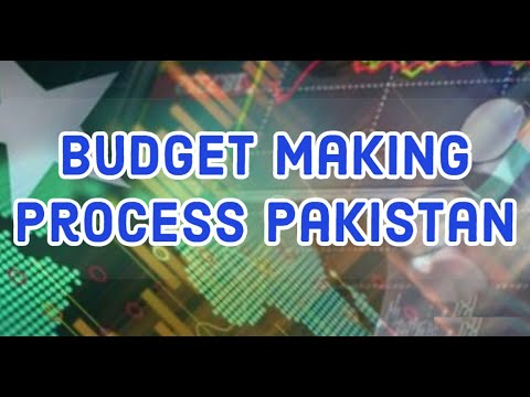 Budget Making in Pakistan Budget Process in Pakistan
