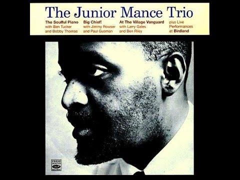 Junior Mance Trio - Darling, Je Vous Aime...