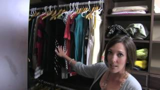 Installing Custom Closets With Easyclosets.com