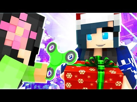 BEST MYSTERY GIFT EVER! YOU'LL NEVER GUESS WHAT IT IS! (Minecraft Custom Map)