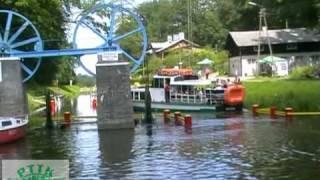 Kanał Ostródzko-Elbląski, lipiec 2009