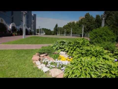 Уборка территорий в летний период от клининговой компании «Ронова»