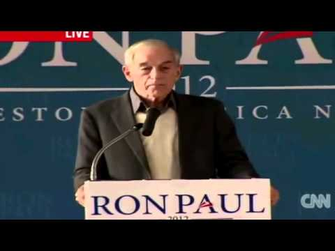 Ron Paul New Hampshire NDAA Martial Law ∞ No Evidence Trial End of Rights Due Process WW3