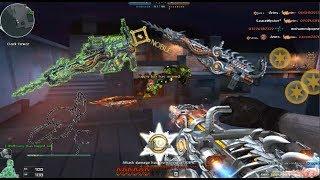 Crossfire NA 2.0: Gatling Gun Infernal Dragon (Gatling Gun VIP) HMX (Zombie V4)