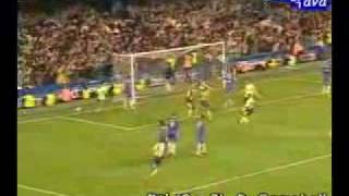 Chelsea vs. Leicester City- 4. round Carling Cup