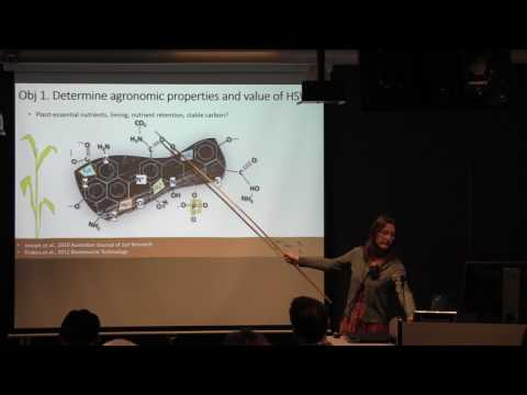 Leilah Krounbi: Biologically and thermochemically altered human waste as fertilizers ...