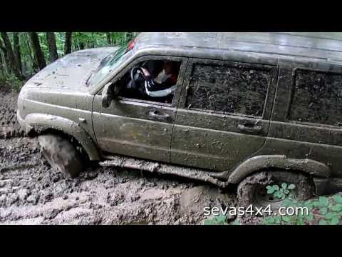 UAZ Patriot Off road 2017 Extreme 4x4 Compilation