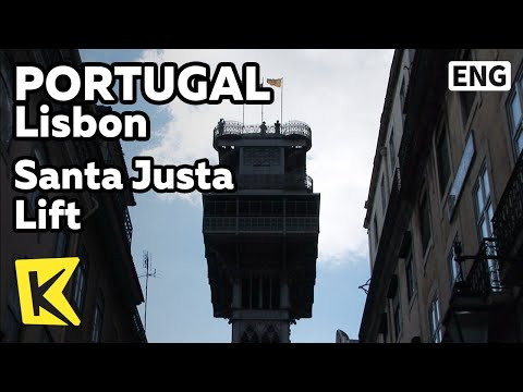 【k】portugal-travel-lisbon[포르투갈-여행-리스본]전망대,-'산타-주스타-엘리베이터'/santa-justa/elevator/bairroobservatory