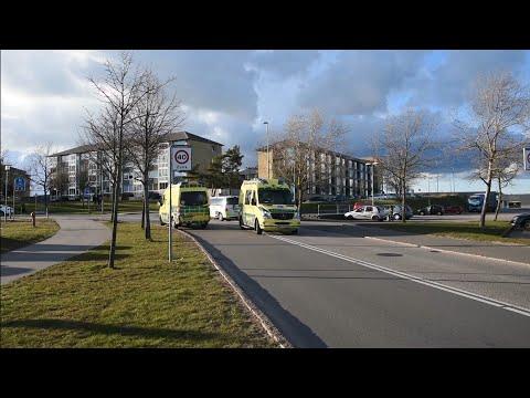 12.04.21 Færdselsuheld på Motalavej i Korsør