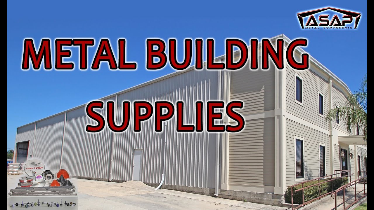 Louisiana Metal Building Components New Orleans Metal