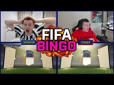 INSANE ICONS PACKED IN FIFA BINGO!!! FIFA 18 Pack Opening!