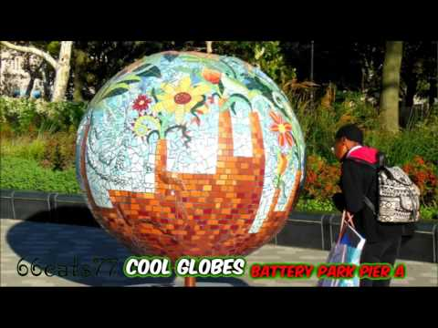 COOL GLOBES PHOTOS NYC