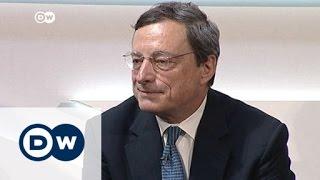 خمس سنوات على تولي رئاسة البنك المركزي الأوروبي  | الأخبار