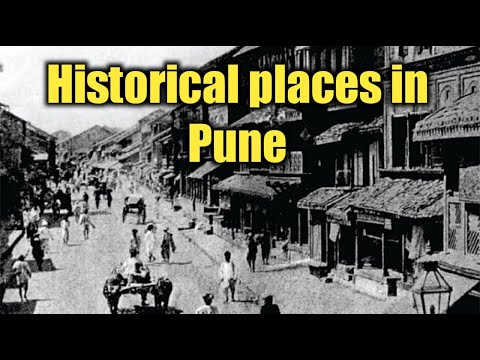 Historical places in Pune | Old Pune city history | Welcome India