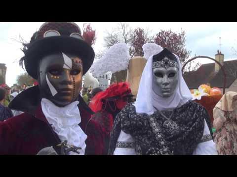 Carnaval Moulins 2017