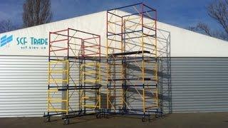 видео Аренда строительной вышки туры в Екатеринбурге