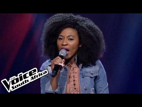 Zikhona - Jailer | Blind Audition | The Voice SA Season 2