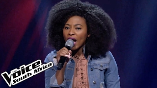 The Voice SA Season 2   Blind Audition: Zikhona - Jailer