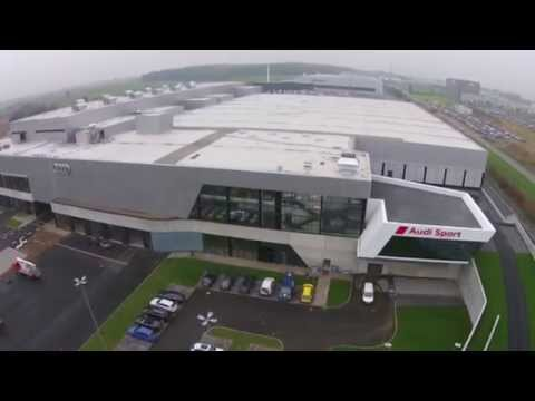 360 Grad | Audi in den Böllinger Höfen | 30.10.2014