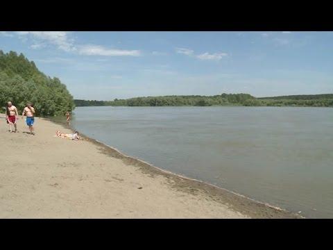 Бийчан предупреждают о соблюдении правил безопасности на воде (новости Бийска, 10.06.16г., Будни)