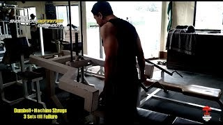 Shoulders definition Workout - OBKFitness