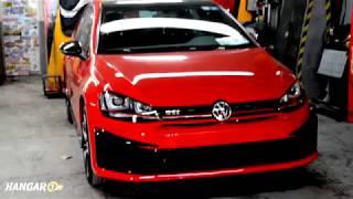 VW Golf GTi MK7 2016