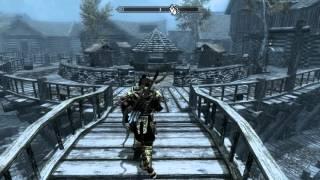 прохождение Skyrim 5-ч1-тёмное братство начало