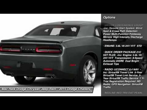2015 dodge challenger temple tx dfh736850 youtube. Black Bedroom Furniture Sets. Home Design Ideas