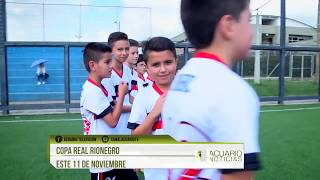 Copa Real Rionegro este 11 de noviembre