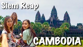 Temple Run, Phare Circus Show in SIEM REAP, CAMBODIA | Cambodia Vlog Series