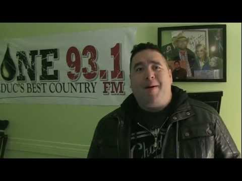 93 1 The One   Mike McGuire Gives You A Tour of Leduc's FIRST Radio Station
