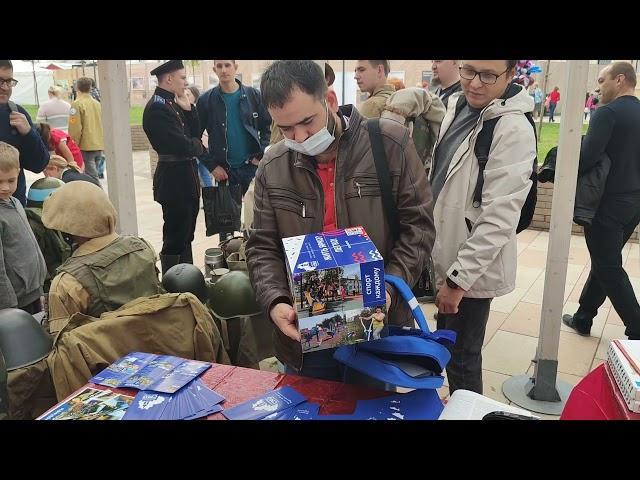 Ассоциация «СМО Тульской области» приняла участие в X выставке-ярмарке общественно значимых проектов