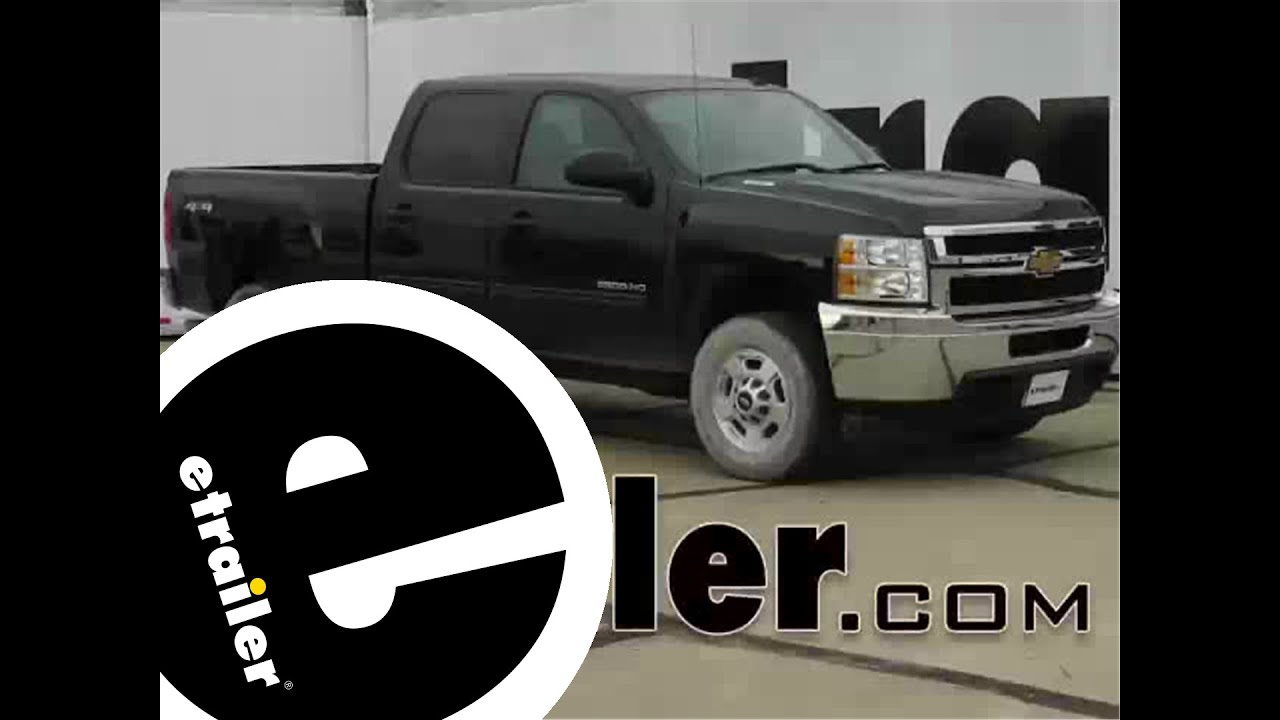 hight resolution of fifth wheel and gooseneck wiring harness installation 2014 chevrolet silverado 2500 etrailer com