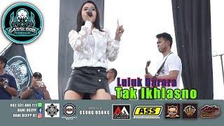 TAK IKHLASNO - LULUK DARARA (Live)AA JAYA MUSIC PURWOASRI