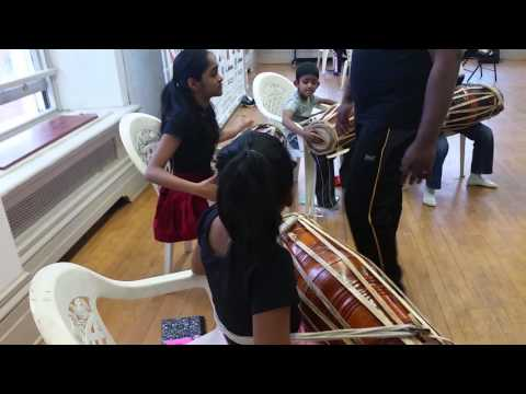 Srilankan traditional drumming school in new York ,staten island