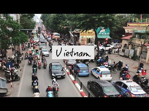VIETNAM HANOI CITY | MY 1ST IMPRESSION OF HANOI
