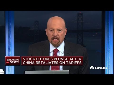 Cramer on US-China trade war: Is that all China can bring?