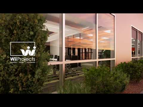 Calgary Exterior Commercial Retail Building Improvements   Wii Projects
