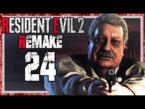 RESIDENT EVIL 2 REMAKE # 24 ????♂️ Sherrys Waisenhaus-Horror! • Let's Play Resident Evil 2 Remake
