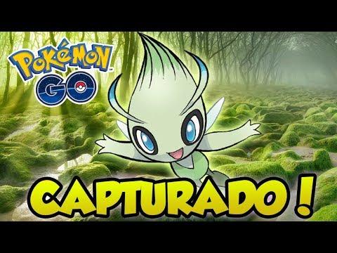 CAPTURAMOS O CELEBI!! - Pokémon Go   Completando a 2ª Geração (Parte 23) thumbnail
