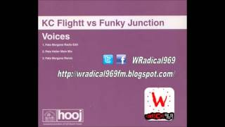 KC Flightt vs Funky Junction - Voices Pete Heller Main Mix)