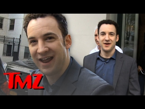 Ben Savage: My Fraternity Hazing Wasn't Too Bad! | TMZ