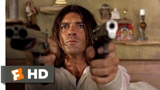 Desperado (4/8) Movie CLIP - Serenade to an Ambush (1995) HD