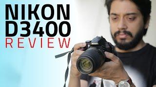Nikon D3400 DSLR Camera Review | Still The Best Entry-Level DSLR?