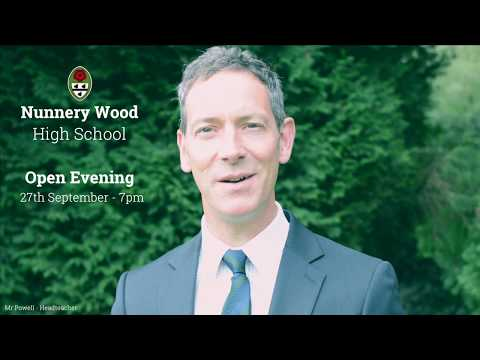 NWHS Open Evening Invite 2017