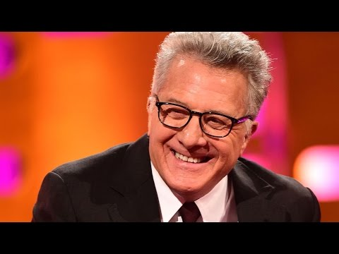 Dustin Hoffman and Jason Bateman talk about their kiss - The Graham Norton Show: Episode 8 - BBC One