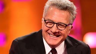Dustin Hoffman and Jason Bateman talk about their kiss - The Graham Norton Show: Episode 8 - BBC One
