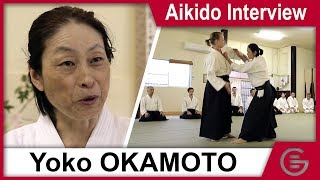 Documentary on Aikido Kyoto with Okamoto Yoko Shihan, 6th Dan Aikikai
